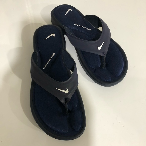 newest 6f288 356b3 Nike Comfort Footbed Flip Flop 💙 $ Firm